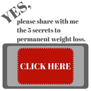 5 Secrets to Permanent Weight Loss