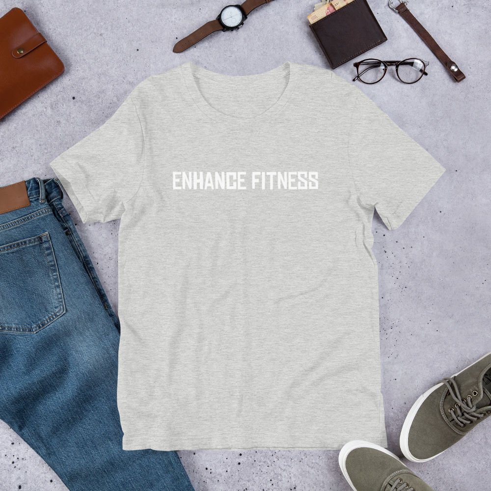Enhance FItness T-Shirt - Enhance Fitness Studio