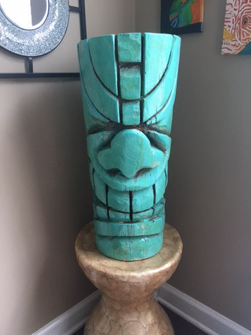 Painted Tikis
