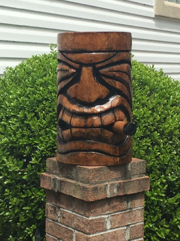 Smoking Tikis