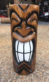 Painted Tiki Head - Chester