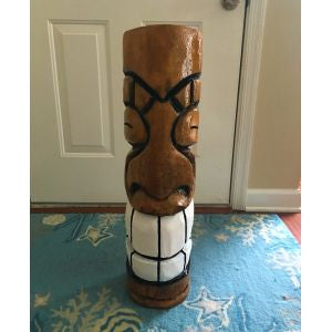 Custom Tikis - Eraser Head Rick