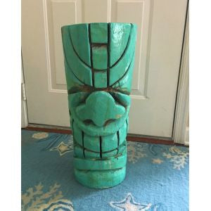 Painted Tikis - Painted Mugsy