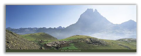 Pic du Midi d'Ossau - Dominique Julien - Editions Gypaète