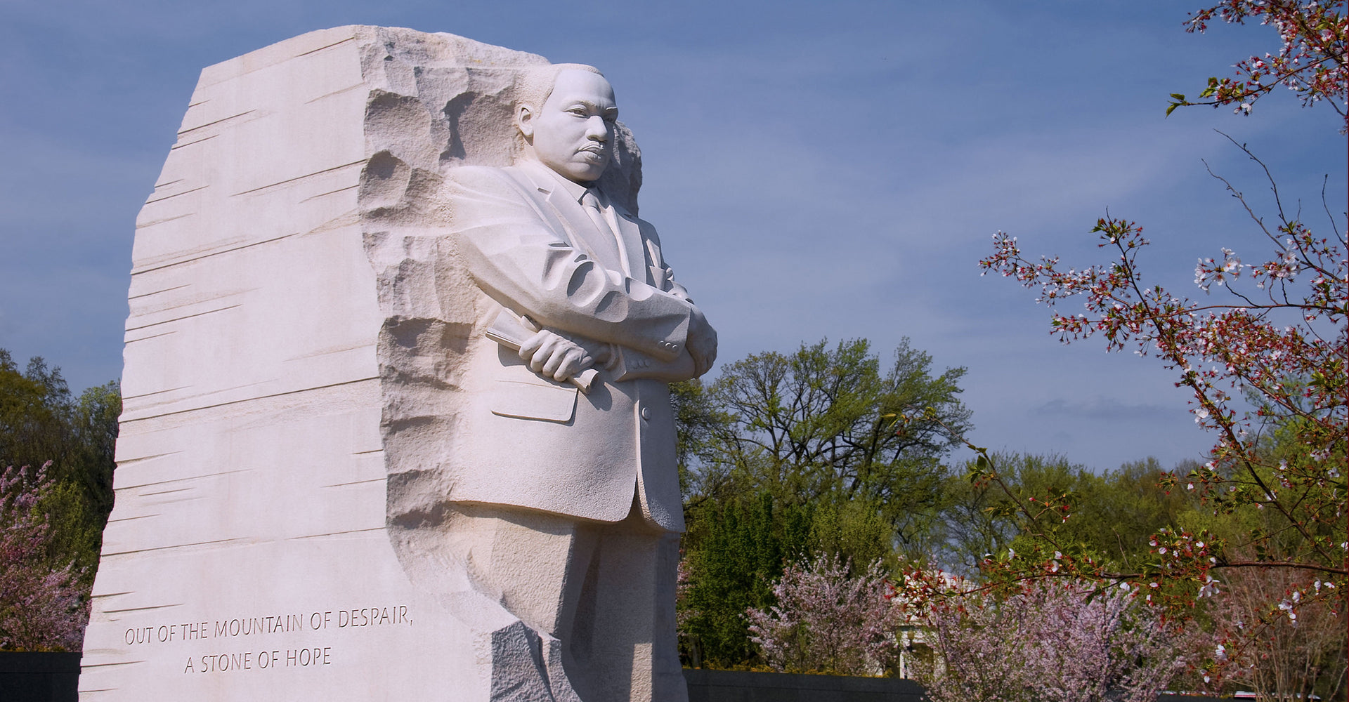 Martin Luther King Stone of Hope