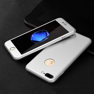 All Round Protection iPhone case for iPhone 7,6,5 With Free Screen Protector