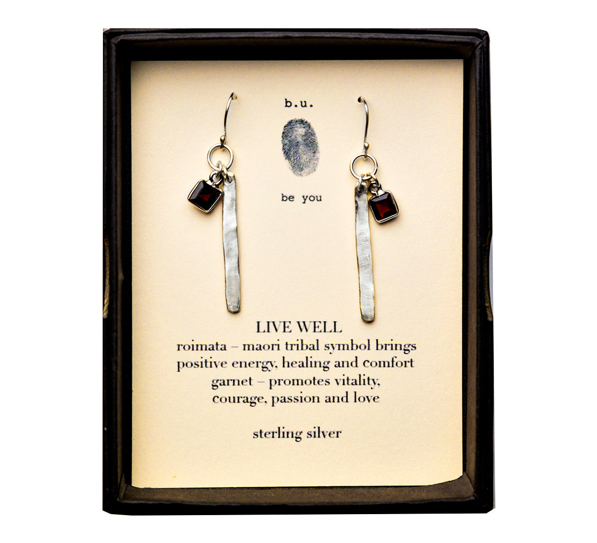 E136s live well earring pair bu jewelry e136s live well earring pair biocorpaavc Images