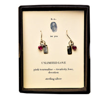 E233S Unlimited Love Earring Pair - b.u. jewelry