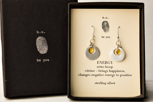 E2S Energy Earring Pair - b.u. jewelry