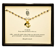 E99CFBV Anchor Iolite Gold - b.u. jewelry