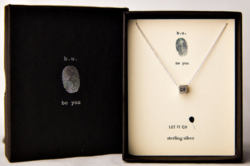 N646 Let It Go - b.u. jewelry