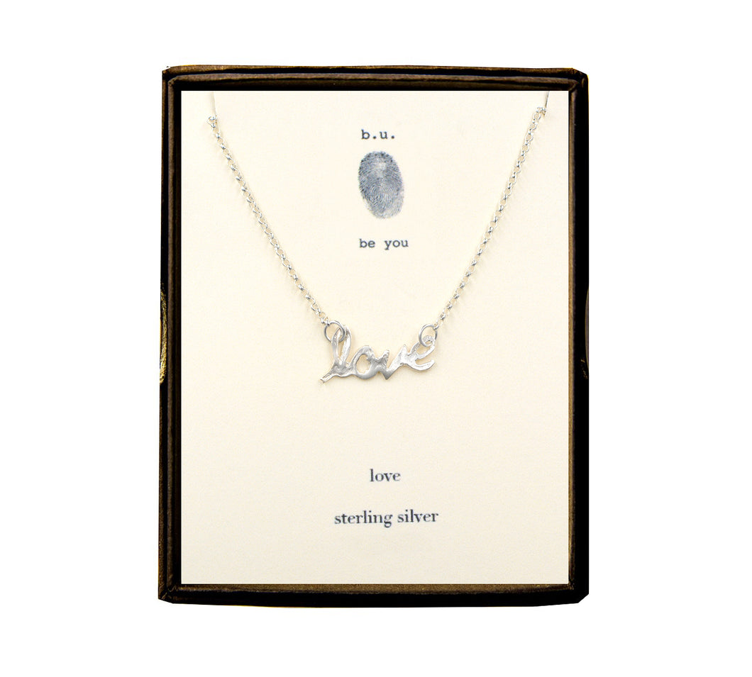 N96 Love Necklace