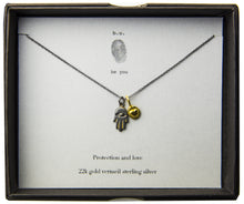 PV13 Protection and Love - b.u. jewelry