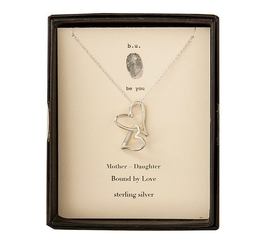 N277MOM Mother ~ Daughter Bound by Love - b.u. jewelry