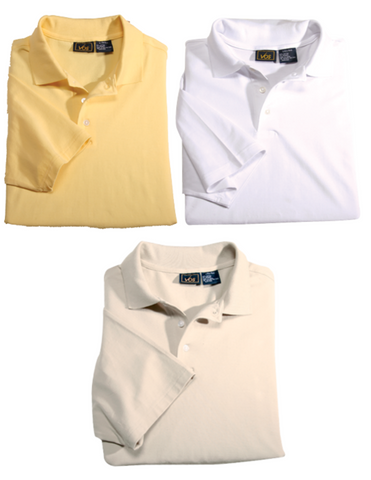 #106 Cotton Jersey Polo Shirt