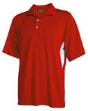 #129 Polyester Polo Shirt