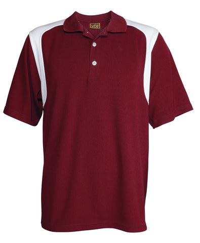#133 Mens Performance Polo Shirt