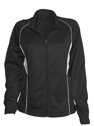 #2816 Ladies Performance Full Zipper Jacket