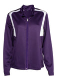 #2817 Ladies Performance Full Zipper Jacket
