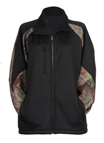 #9605 Soft Shell Camo Jacket