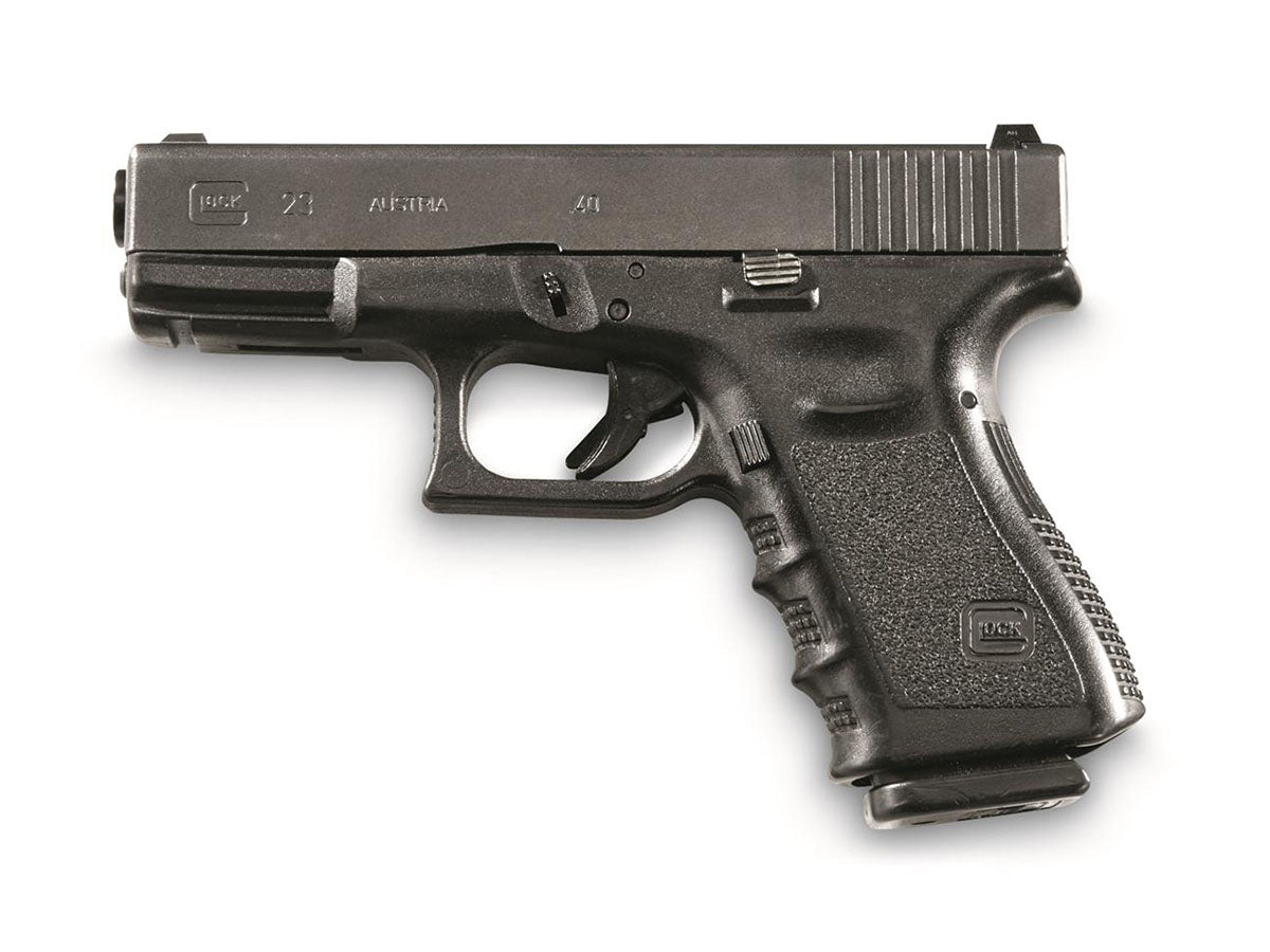 Rent a Glock 23 40 S&W pistol today!