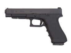Rent a Glock 34 Gen3 9mm pistol today!