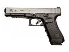 Rent a Glock 35 Gen3 40 s&w pistol today!