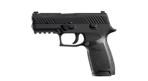 Rent a Sig P320 Carry 9mm pistol today!