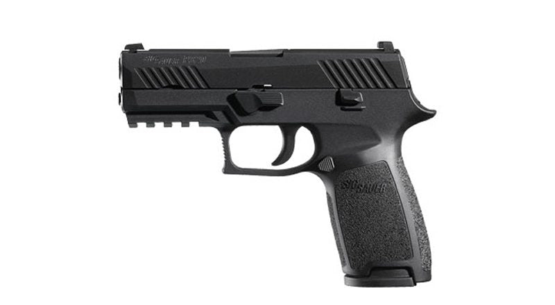 Rent a Sig P320 Compact 9mm pistol today!