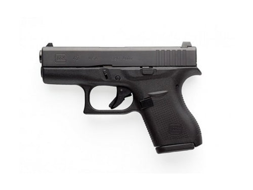 Rent a Glock 42 380 auto pistol today!