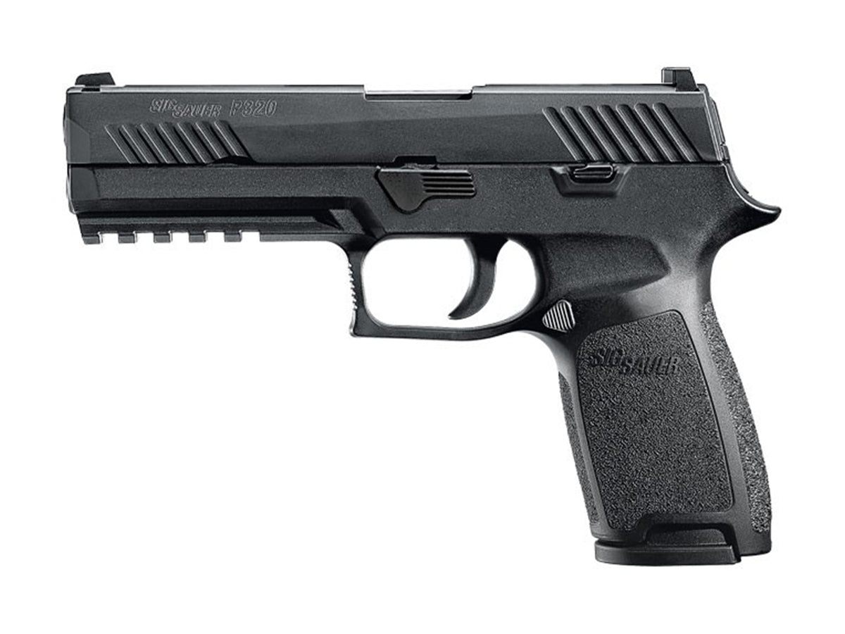 Rent a Sig P320 9mm pistol today!