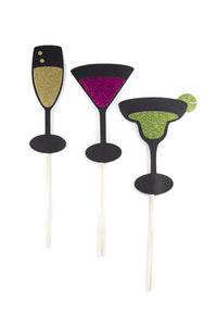 Divorce Party Adult Beverage Drink Photo Props