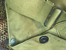 MIVA1 FT772-2 US ARMY GAS MASK BAG! MARKED FOR TRAINING
