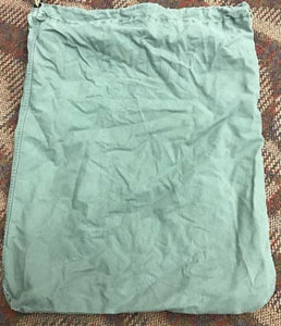 BARRACKS BAG DITTY LAUNDRY USGI ARMY SURPLUS ISSUED - GRADE B