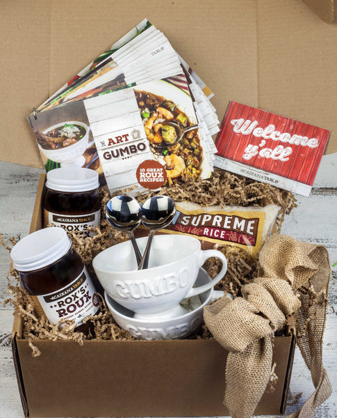 Art of Gumbo Gift Set