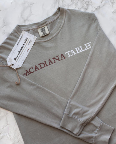 Acadiana Table Long Sleeve T-Shirt