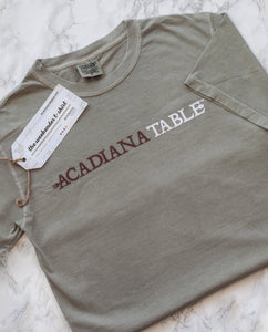 Acadiana Table T-Shirt