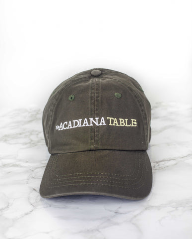 Acadiana Table Cap