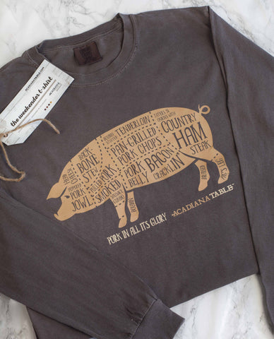 The Pig Long Sleeve T-Shirt