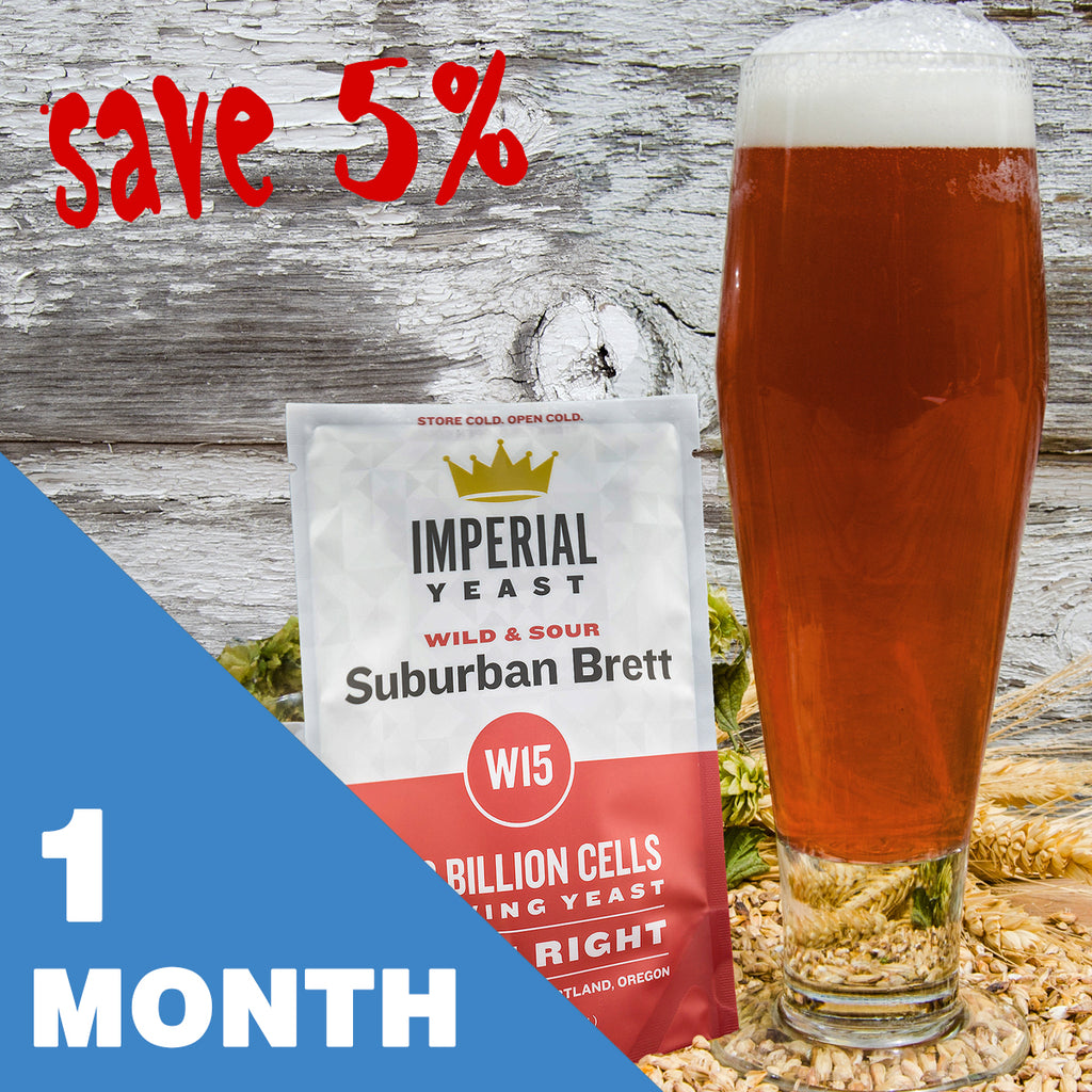 ProBox Beer Recipe Kit - 1 Month Subscription - FREE SHIPPING!