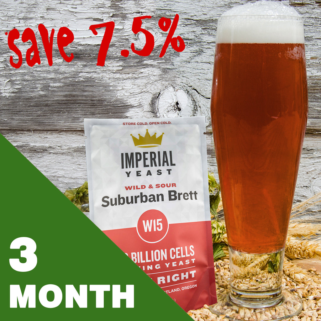 ProBox Beer Recipe Kit - 3 Month Subscription - FREE SHIPPING!