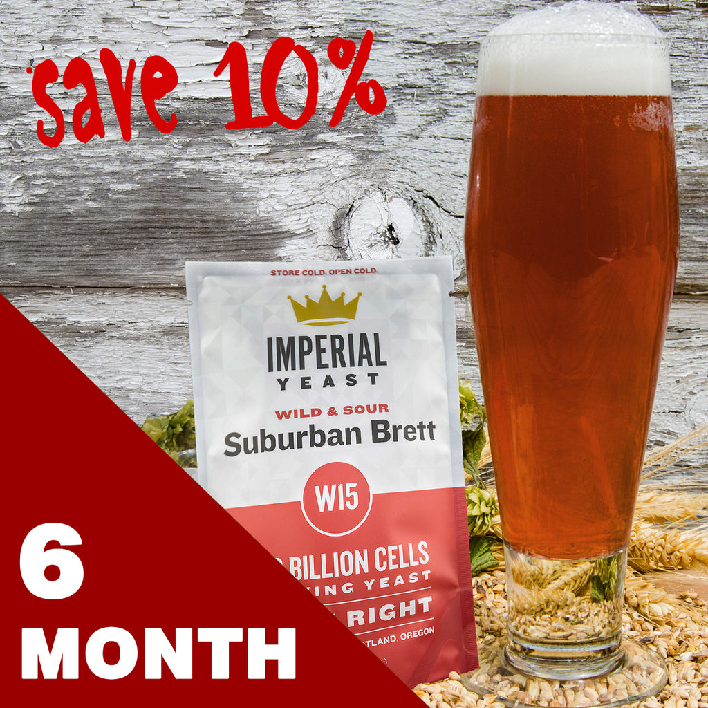 ProBox Beer Recipe Kit - 6 Month Subscription - FREE SHIPPING!