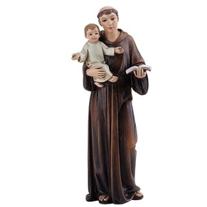 "4"" St. Anthony Statue"