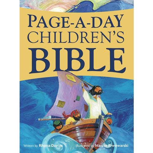 Page a Day Children's Bible