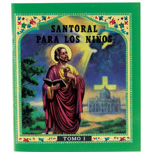 Stories of the Saints - Spanish