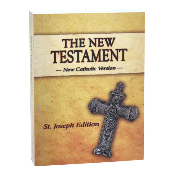 The New Testament: New Catholic Bible