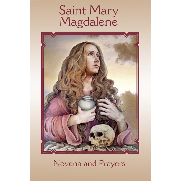 Saint Mary Magdalene: Novena and Prayers