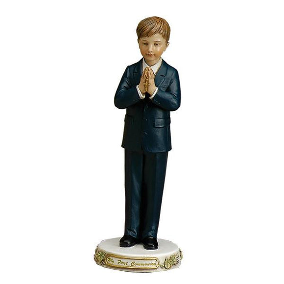 First Communion Boy Figure