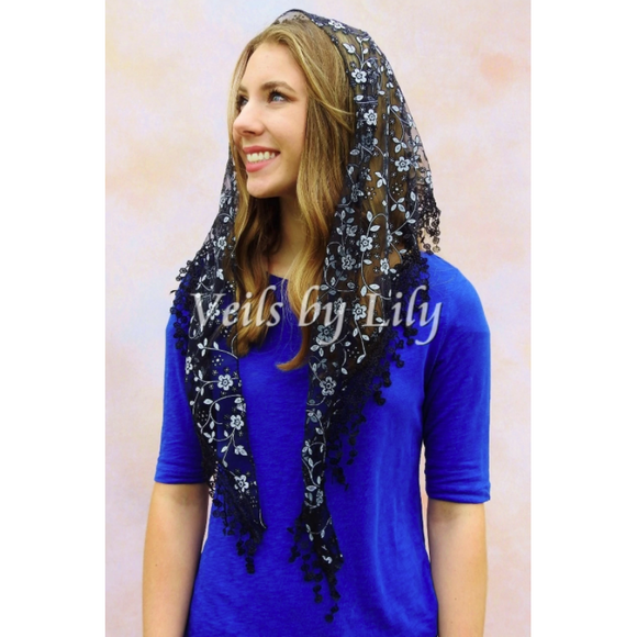 Chinese Blossom Veils (Assorted Colors)