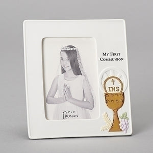 First Communion Chalice Frame